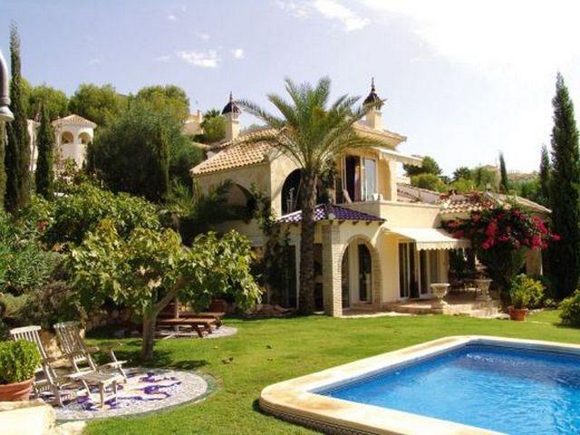 Затраты на содержание недвижимости в испании